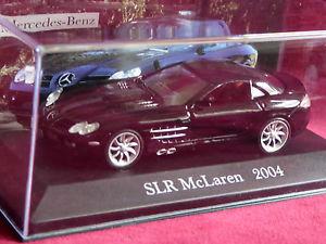車・バイク, レーシングカー  modellauto mercedesbenz slr mclaren von 2004, nr25 sammlung de agostini
