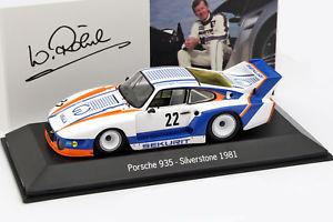 車・バイク, レーシングカー  porsche 935 22 winner 6h silverstone 1981 rhrl, schornstein, grohs 143 spark