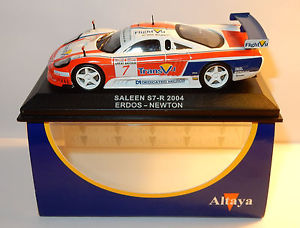 【送料無料】模型車 モデルカー スポーツカー ネットワークサリーンニュートンボックスaltaya en s7r 2004 erdos ton 143 in box