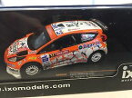 【送料無料】模型車 モデルカー スポーツカー フォードフィエスタウェールズラリーネットワークラリーford fiesta r5 wales rally gb 2013 143 ixo rallyeram542