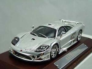 【送料無料】模型車 モデルカー スポーツカー サリーンスポーツカースケールモデルken s7r sports car 143rd scale model wooden base issue bxd k8976