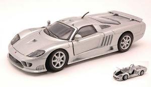 【送料無料】模型車 モデルカー スポーツカー サリーンモデルヒートen s7 2004 silver 124 model motormax