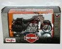 【送料無料】模型車モデルカースポーツカーハーレーダビッドソンスプリンガーバイクモデルmaisto harley davidson 1998 flsts heritage springer motorbike model 118