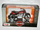 【送料無料】模型車モデルカースポーツカーハーレーダビッドソンレーシングバイクモデルスケールmaisto harley davidson 1972 xr750 racing bike model scale 118