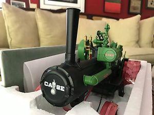 【送料無料】模型車 モデルカー スポーツカー ボックスケーススチームトションエンジンミレニアムファームトターcase steam traction engine ertl millennium farm classics tractor brand in box