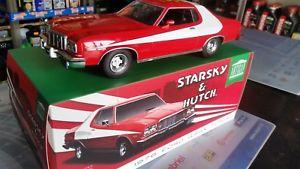 車・バイク, レーシングカー  modellino scala 118 ford gran torino 1976 starsky amp; hutch