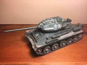 車・バイク, レーシングカー  forces of valor unimax 132 soviet t3485 tank eastern front, 1945 80018