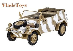 車・バイク, レーシングカー  eaglemoss 143 vw volkswagen kubelwagen type 82 german army em046
