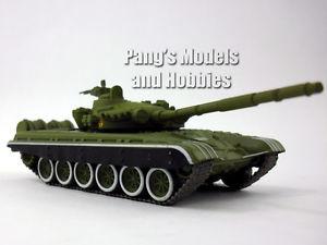 車・バイク, レーシングカー  t72 russian main battle tank 172 scale diecast model by eaglemoss