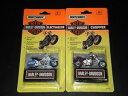 【送料無料】模型車モデルカースポーツカーマッチハーレーダビッドソンエレクトラグライドチョッパーモータサイクルmatchbox harley davidson electraglide amp; chopper motor cycles 1993