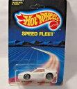 【送料無料】模型車 モデルカー スポーツカー ホットホイールスピードフリートフェラーリホワイトカードhot wheels 1986 speed fleet ferrari testarossa rare white unpunched card