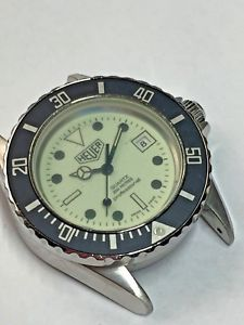 腕時計, 男女兼用腕時計 heuer series 1000 sman model no movement 980115