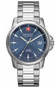 腕時計, 男女兼用腕時計 swiss military hanowa recruit prime herrenuhr 06523004003