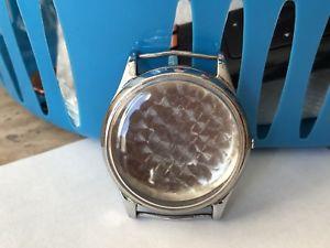 腕時計, 男女兼用腕時計 nice clean vintage breitling chrono ss mens case spare parts