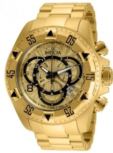 腕時計, 男女兼用腕時計  mens invicta 24263 excursion 52mm swiss z60 stainless steel quartz watch