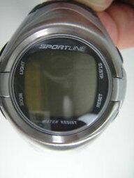 【送料無料】mens sportline heartrate heart rate watch