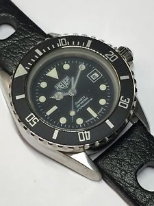 腕時計, 男女兼用腕時計 heuer series 1000 sman model no movement