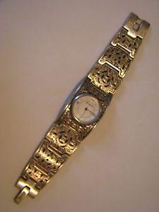 【送料無料】ladies brighton adana quartz watch wristwatch