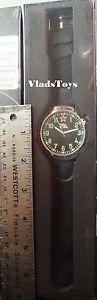 腕時計, 男女兼用腕時計 eaglemoss miltary watch series russian military watch 1980s sealed usa dealer