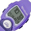 【送料無料】reebok pump sport digital watch purple silicone rcplig9pupuwp rrp 8999