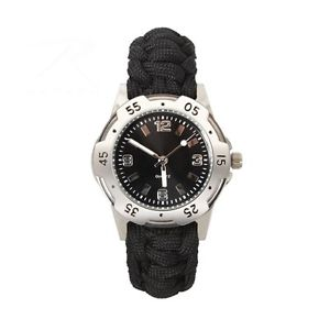 【送料無料】paracord bracelet watchwaterproof 30m depth 8 length 4253 rothco