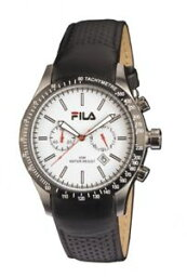【送料無料】fila herrenchronograph discoverer fa0887