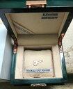 【送料無料】neues angebotalexander shorokh box innerouter booklet etui uhrbox bote caja mint