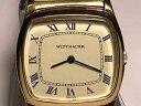 【送料無料】vintage wittnauer 17j mens windup wristwatch cal 8k1 swiss made runs great