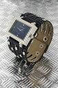 【送料無料】orologio donna nele fortados bracciale in jeans m 1041