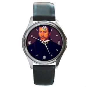 【送料無料】saintly souvenirs st edmund campion round metal watch, wristwatch 1e