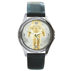 腕時計, 男女兼用腕時計 auramanthe beginning round metal souvenir watch