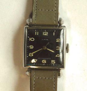 腕時計, 男女兼用腕時計 hau dau laco baguette 30er jahre praktisch neuwertig