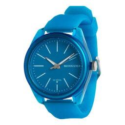 【送料無料】quiksilver mens furtiv analogue watch blue bnwt