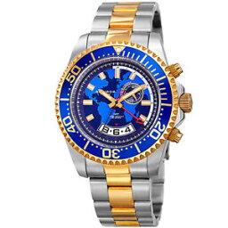 【送料無料】akribos xxiv mens ak955ttg multifunction map print stainless steel watch