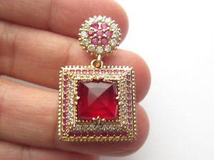 【送料無料】ネックレス シルバーペンダントトルコスルタンrubis 925k pendentif argent massif hurrem sultan turque bijoux