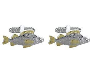 【送料無料】メンズアクセサリ— フィッシャーマンズオニキスアートボックスカフスボタンfishermans fish cufflinks in onyx art cufflink box angling gift