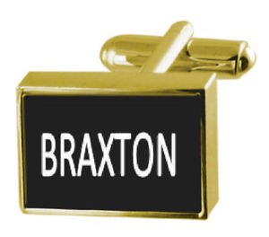 【送料無料】メンズアクセサリ— カフリンクスマネークリップブストンengraved money clip with cufflinks name braxton