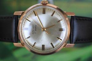 【送料無料】腕時計 ウォッチ ロシアアラームコレクションde coleccin para hombre chapado en oro ruso poljot kirowskie reloj 17 joyas