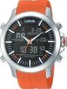 【送料無料】腕時計 ウォッチ lorus para hombre de cuarzo reloj sport rw609ax9 con correa de caucho