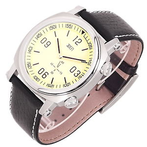 腕時計, 男女兼用腕時計  xen reloj de pulsera, sub instrumento wr100, reloj nutico, 44 mm, schroll design, nuevo embalaje original