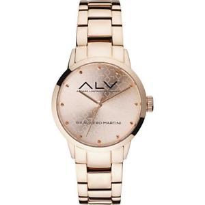 腕時計, 男女兼用腕時計  orologio donna alv by alviero martini alv0003 bracciale acciaio ros