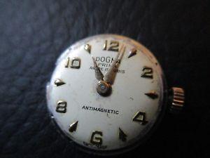 腕時計, 男女兼用腕時計  eta 2510lady watch manual movement