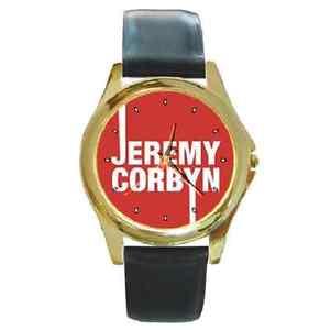 【送料無料】腕時計 ウォッチ reloj de pulsera jeremy corbyn trabajo election ganar ** excelente artculo **
