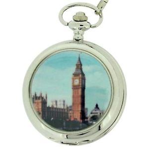 腕時計, 男女兼用腕時計  boxx caballeros londres big ben reloj de bolsillo de 12 pulgadas cadena boxx62