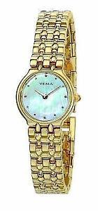YEMA(イエマ)『ladies gold playted watch ym886ynp』