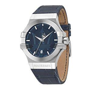 【送料無料】腕時計 ウォッチ アラームマセラティマセラティポテンザウォッチreloj maserati potenza watch r8851108015 rrp~225 40