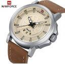 【送料無料】腕時計 ウォッチ ウォッチnaviforce watch orologio uomo quarzo impermeabile acciaio inossidabile