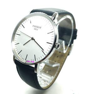 腕時計, 男女兼用腕時計  tissot everytime large t1096101603100 t1096101603100