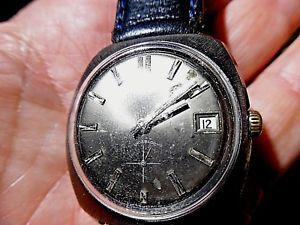 腕時計, 男女兼用腕時計  vintage orologio meccanico agir watch incabloc perfettamente funzionante