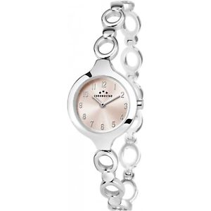 腕時計, 男女兼用腕時計  orologio chronostar selena donna r3753275503 watch rosa pink braccialato